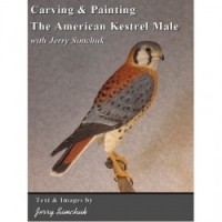 Carving & Painting the American Kestrel