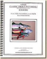 6 Pack Classic Trout Patterns I