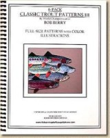 6-Pack Classic Trout Patterns III