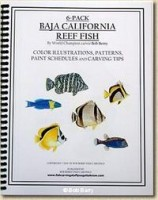 6-Pack Baja California Reef Fish