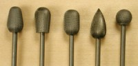 Stump Burs Set of 5