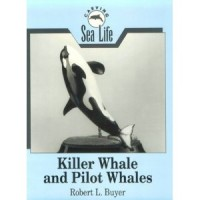 Carving Sea Life Killer Whale and Pilot Whales