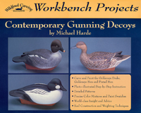 Workbench Projects Contemporary Gunning Decoys