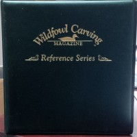 Binder for Wildfowl Carving Magazines