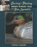 carvingandpaintinggreen-wingedteal