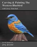 Carving & Painting the Western Bluebird